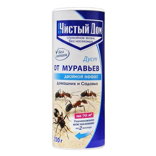 02-523 Дуст от муравьев (туба 350г)