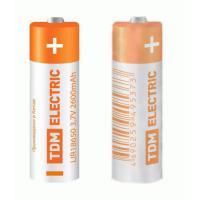 Аккумулятор LIR18650 3,7 В 2600 мА*ч  Li-Ion, термоусад., TDM (SQ1702-0087)