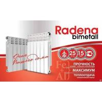 CN-RA Радиатор биметаллический RADENA BIMETALL CS 500 5 секции