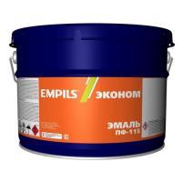 Эмаль для пола EMPILS серия ЭКОНОМ (золотисто - коричневая 10 кг.  на дону) (2312)