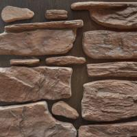 """Камень """"Дикий камень"""" шоколад (0,5кв.м) (36шт)"""