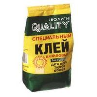 """Клей обойный виниловый """"QUALITY"""" 200гр."""