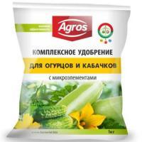 Комплексное удобрение для огурцов и кабачков (1кг)