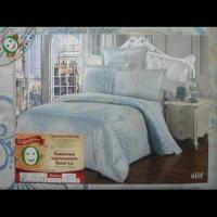 Комплект 2.0 спальный (сатин-жаккард) (прост Евро)  608