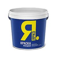 "Краска  ""ЯРКО"" (фасадная ведро 6 кг)"