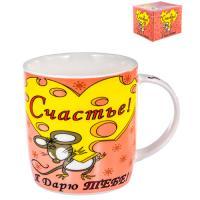 "Кружка подарочная 380 170-08050 ""OLAFF"""