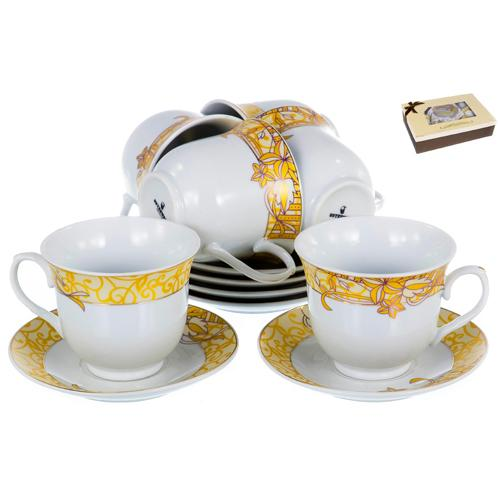 "Набор чайный (12) 113-19007 ""OLAFF"""
