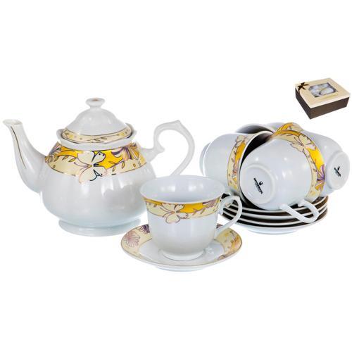 "Набор чайный (13) 113-19024 ""OLAFF"""