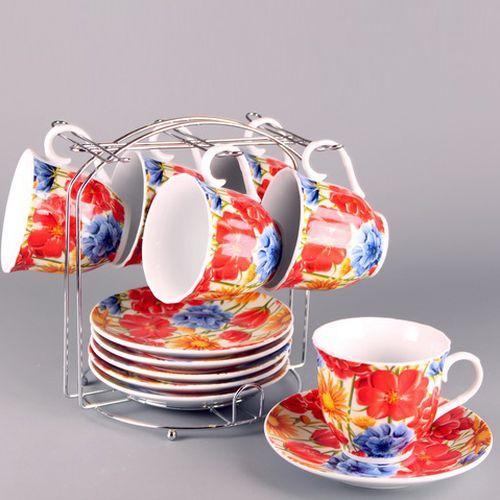 """Набор чайный 220 (12) (8) DL-F6MS-198 """"OLAFF"""""""