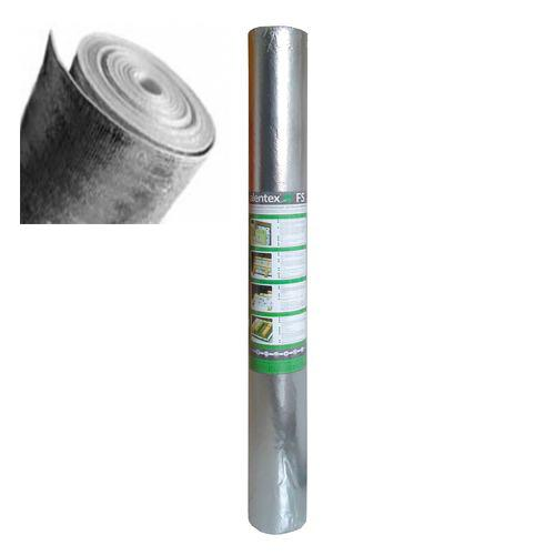 Пароизоляция Алентекс FS A Metallic (ш.1,20 м - 60 м.кв.)