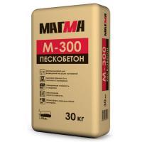 Пескобетон М-300 (30 кг) МАГМА