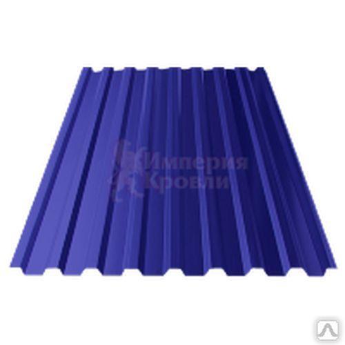 Профнастил окраш. С-20 Ультра синий 5002 (3 х 1.14 х 0.5)