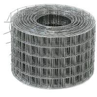 Сетка сварная Н/У 50х50 d1,6мм (0,35х25м)