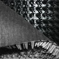 Щетинистое покрытие (ЧЕРНЫЙ) в рул. 15*0,9м