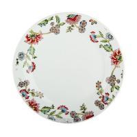 Тарелка десертная 20см, Вьюнок LXR02