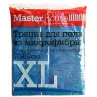 """Тряпка для пола из микрофибры XL 70x80см (60178) """"Мастер Хаус"""""""