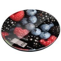 Весы кухонные  электронные ENERGY EN-403 (ягоды) круглые  011645
