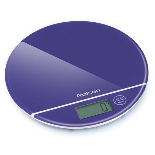 Весы кухонные ROLSEN KS-2906 (синие)