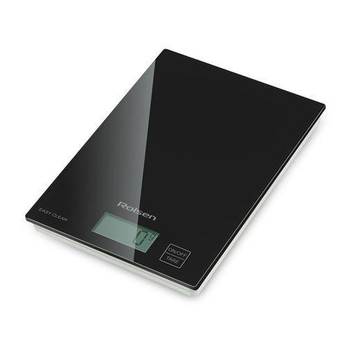 Весы кухонные ROLSEN KS-2907 (черные)