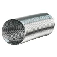 Воздуховод алюминиевый гофрированный d125 1,5 м (12,5ВА1,5)