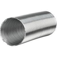 Воздуховод алюминиевый гофрированный d160 3 м (16ВА)