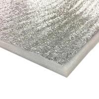 Вспененный полиэтилен металлизированный лавсан 8 (1,2м*15м) (18 кв.м) г.Москва